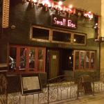 Welcome to the Small Bar