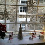 Festive window..������