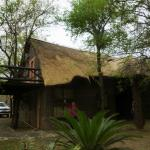 self-catering chalet (2-story)
