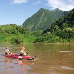 Kayaking Nam Ou with Green Discovery