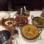 Dinner at Aspara
