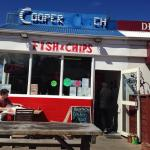 The best Fish and Chips EVER in my life! Amazing! Great service! Friendly! Don't miss out when y