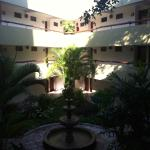 Casa del Mar Courtyard