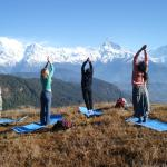 Purna Yoga & Trek day tours
