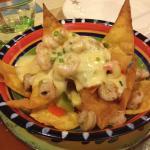 Wierd looking and tasting nachos