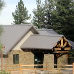 Galena Creek Park Visitor Center, Mt. Rose Highway, Reno, NV
