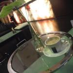 coffee in bar