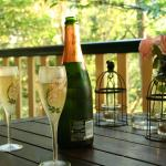 A great outlook for a relaxed celebration