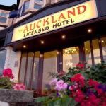 A warm welcome awaits you at The Auckland Hotel