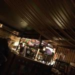 The cozy bar at North, Providence, RI