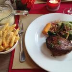 Rump Steak Béarnaise