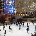 Pre-christmas skating