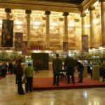 Зал этнографического музея