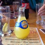 My favourite beverage from Europe, that is next to Fanta Aranciata.