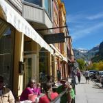 Exterior of The Butcher and the Baker in Telluride.