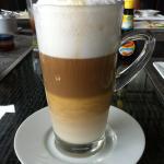 Amazing Caffe lattte