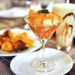 cocktail crevettes