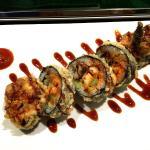 巻き寿司をフライにした Mizunoロール