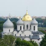 Софийский собор Велико-Новгородского Кремля
