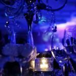 En el evento de la boda de Diego y Angeli.