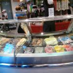 choices of ice cream