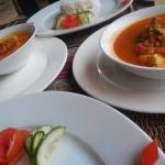 Fish Curry + Rakhine Fish Curry