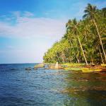 Malaguicay island,Abuyog