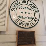 Formerly a school