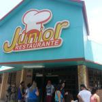 Chegando ao Junior!