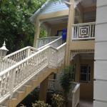 Our Villa's entrance