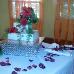 El divino offers catering for weddings. it pampers every bride's wishes.