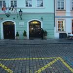 FACCIATA HOTEL BETLEM