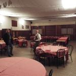sala da 130 posti vecchio stampo ma pratica
