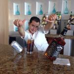 The Magic Bar Man
