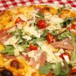 Pizza de la Pizzería Ciao Málaga
