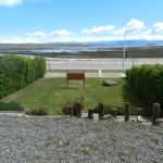 Vista de la Bahia Redonda del Lago Argentino.