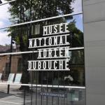 Museu Nacional da Porcelana Adrien Dubouche - Detalhe Entrada