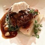 Grilled Beef Tenderloin (dry aged beef)