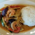 masaman shrimp