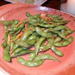 Yummy edamame! The only dish I recommend!