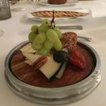 Bountiful Cheese Plate