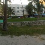 Beach view of Cardozo