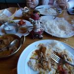 Taj Palace Food