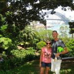 Wendy Whitely's Secret Garden - one of the tour highlights