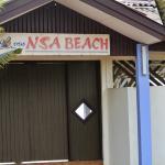 NSA Beach (Plage Privée)