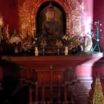 One of the amazing displays, this one on Buddhism.