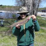 Like to fish? Enjoy at Poland Spring