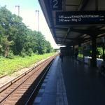 Платформа S-Bahn