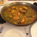 Paella Valenciana ( soddisfatti ) !!!
