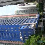 vue extérieure hôtel  LBP